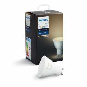 White ambiance - Single bulb GU10